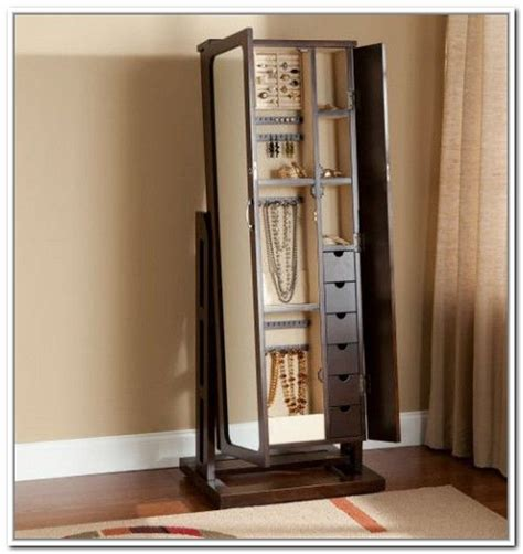 mirror and jewelry cabinet 1000 ideas about mirror jewelry storage on