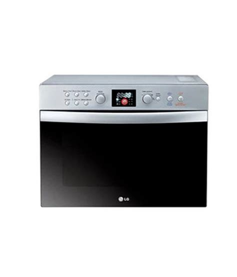 Microwave Lg Mc8188hrc lg mc8188hrc convection 31 ltr microwave oven price in