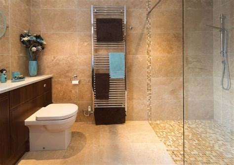 blue and beige bathroom ideas mosaic tiling bathroom design ideas photos inspiration