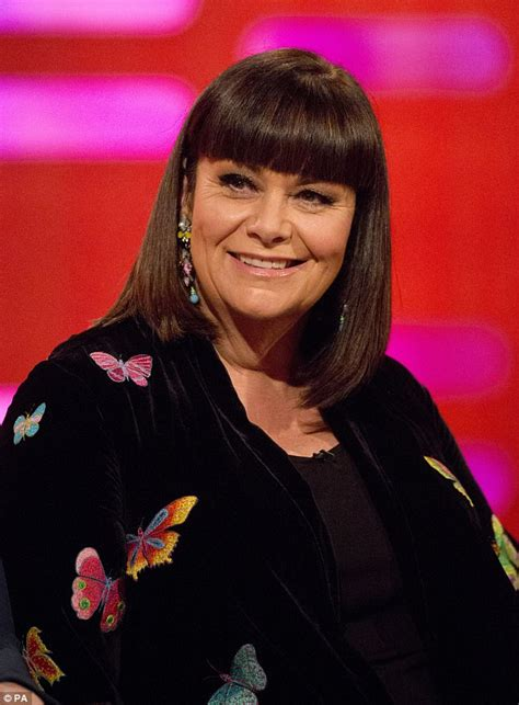 awn french dawn french wants to arm young women against harassment