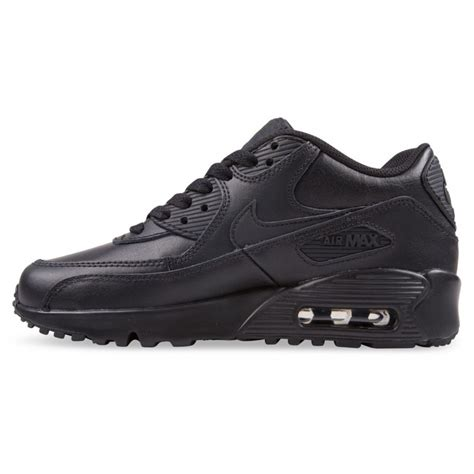 Nike Airmax Grade Ori For Size 37 40 nike air max 90 grade school black black leather hype dc