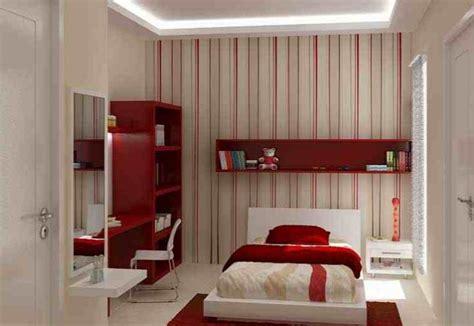 kamar tidur minimalis mungil  nyaman rumah minimalis