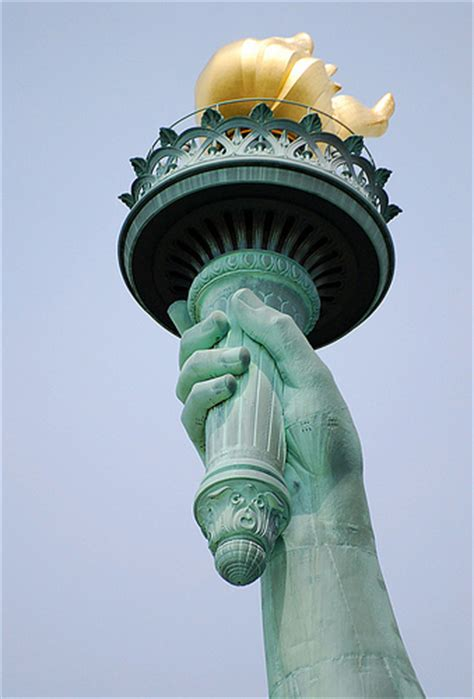 Statue Of Liberty Torch L by Statue Of Liberty Torch Up New York Flickr