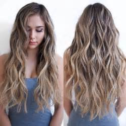 layered highlighted hair styles 10 beautiful balayage highlight ideas popular haircuts