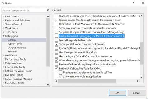Reset Visual Studio Settings 2017 | debug angular 2 using visual studio 2017 asish punnose