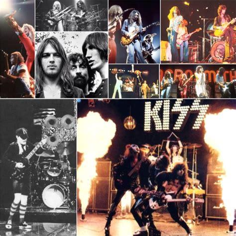 best rock bands top 100 classic rock bands