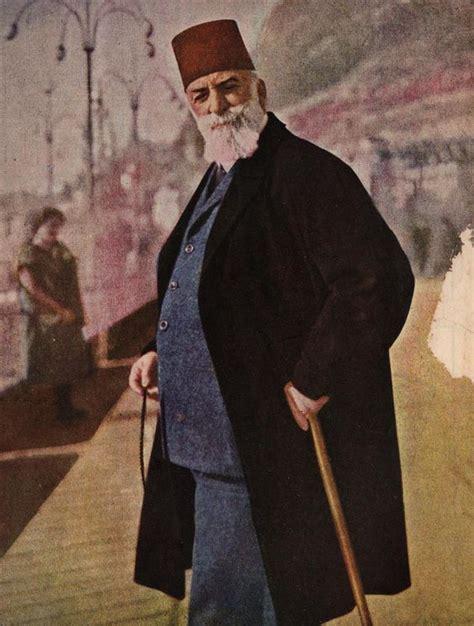 Last Ottoman Caliph Ottoman Empire Last Caliph Abdulmejid Effendi In Exile Switzerland 1924 Abd 252 Lmecid Efendi