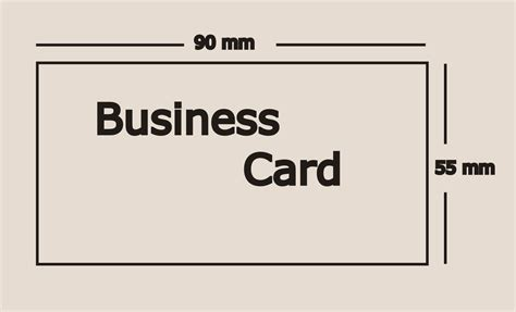 business card proportions best of business cards format size resume daily