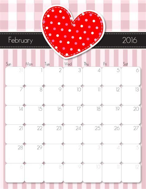 Calendrier Shopkins 2016 Printable Calendar Free Printable Calendar Handmade