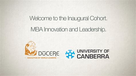 Ducere Mba Cost by Ducere Mba Leadership And Innovation Program Event 2015