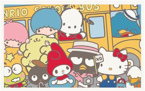 hello kitty character wallpaper sanrio characters wallpaper 68 images