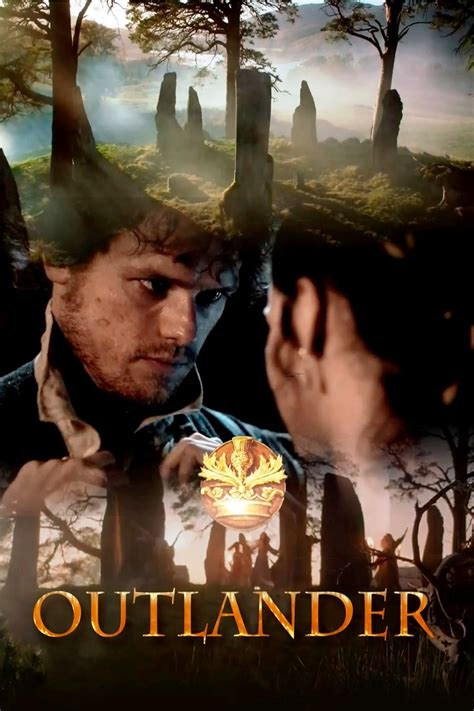 tv shows outlander 2014 tv series images outlander poster hd wallpaper and background photos