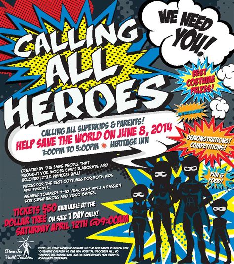 calling all heroes moose jaw health foundation