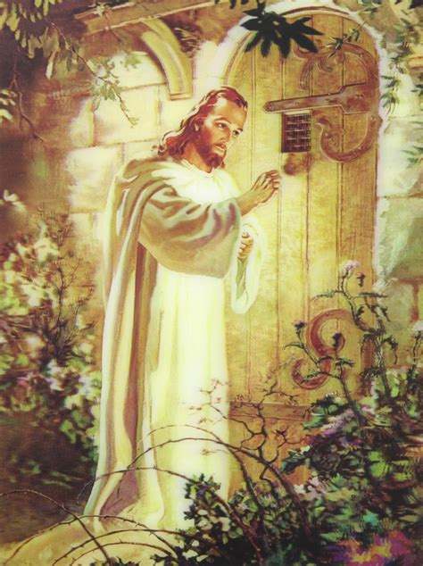 Free Picture Of Jesus Knocking At The Door by Welcome To Obamaville The Optics Talk Forums Page 454