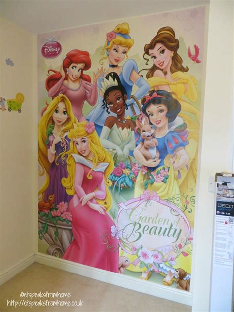 disney wall mural disney princess wall mural from 1wall et speaks from home