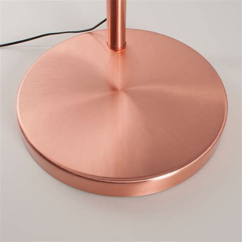 Large Bow Floor L Copper by Zuiver Metal Bow Floor L In Copper Zuiver Cuckooland