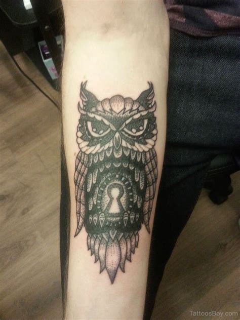 owl arm tattoos bird tattoos designs pictures page 35