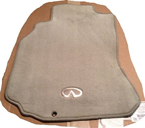 G35 Floor Mats Oem by 2004 Infiniti G35 Factory Carpeted Floor Mats Genuine