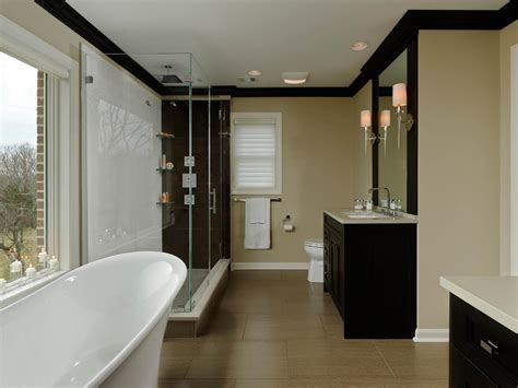 Badezimmer Modern Streichen by Amazing Of Dp Levant Bland Brown Contempora