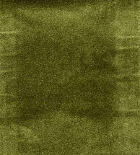 Star Blinds Plush Green Velvet Curtain Fabric Curtains Amp Fabx