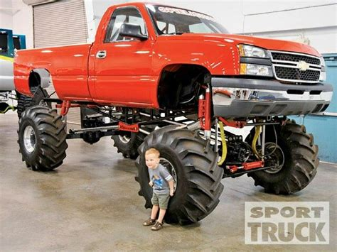 custom jacked up trucks chevy mud truck vroom vroom chevy dads