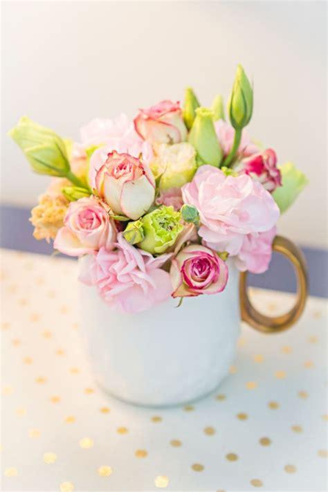 deko blumen 34 ideen wie sie mit blumen dekorieren - Blumen Deko
