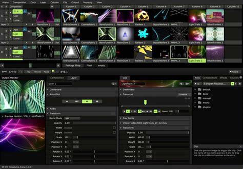Resolume Arena 5 2 1 resolume arena 5 1 1 6 0 0 beta 3 free version for