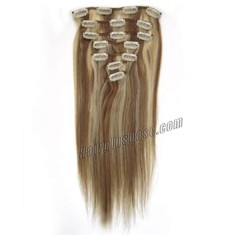 30 inch human hair extensions 30 inch 12 613 clip in remy human hair extensions 9pcs