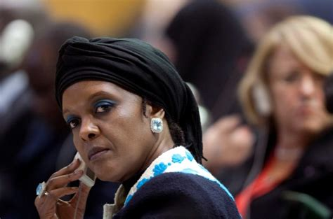 biography of grace mugabe grace mugabe bio parents sons divorce where is she now