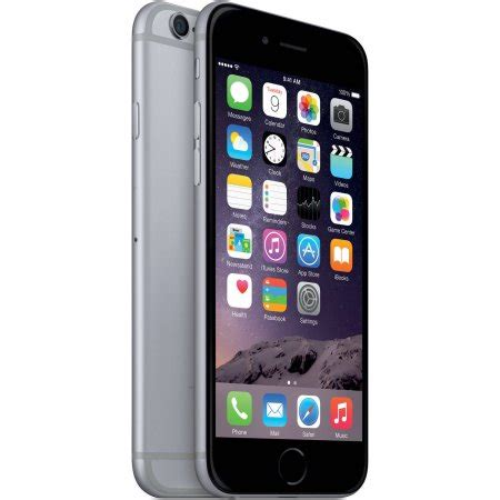 32gb mobile phone talk apple 6 32gb prepaid smartphone space gray