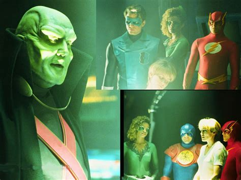 justice league of america film 1997 the history of dc comics the flash on tv live action and