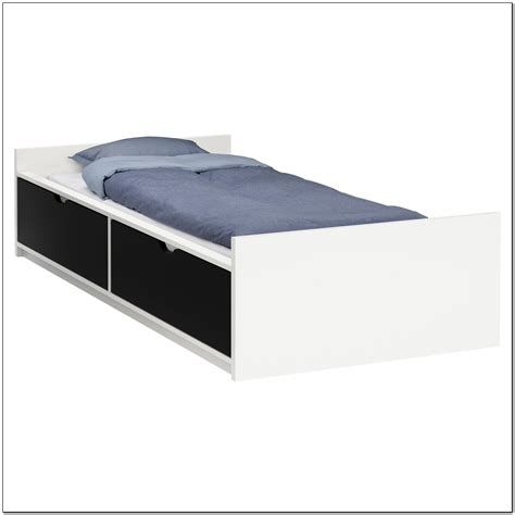 ikea bed with drawers ikea twin bed with drawers beds home design ideas