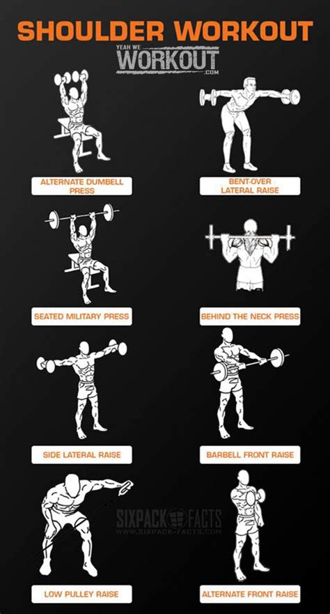workout routines 187 health and fitness training shoulder workouts 187 health and fitness training