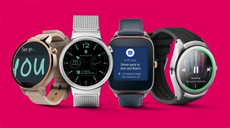 new android wear android wear 2 0 release date features and improvements neurogadget