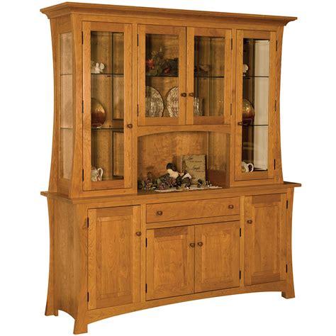 Handmade Hutches - arlington amish hutch amish sideboard cabinet