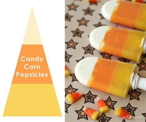 candy corn popsicles like success