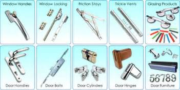 Patio Door Spare Parts Double Glazing Parts And Repairs For Window And Door Spares