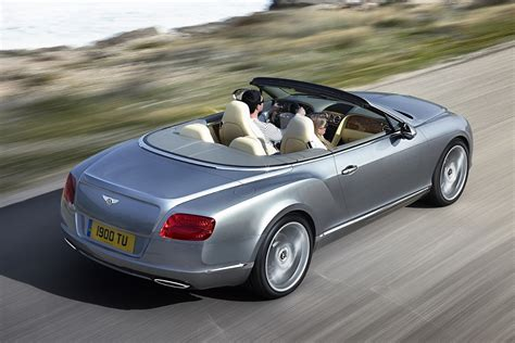 convertible bentley cost 2012 bentley continental gtc convertible photos and info