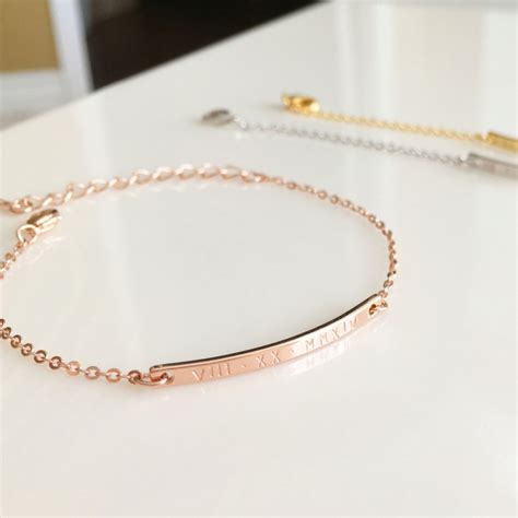 10 Rose Gold Stackable Bangles And Bracelets   Intimate Weddings   Small Wedding Blog   DIY