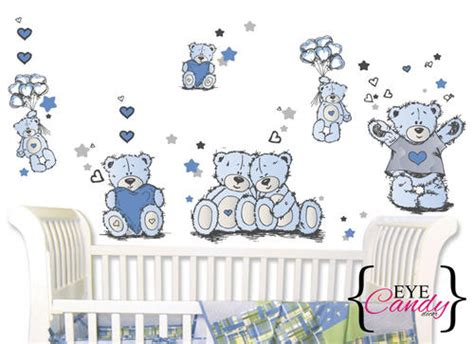 wall decals for baby boy room wall decor tatty teddy boys baby wall stickers decal to decorate childrens room was sold