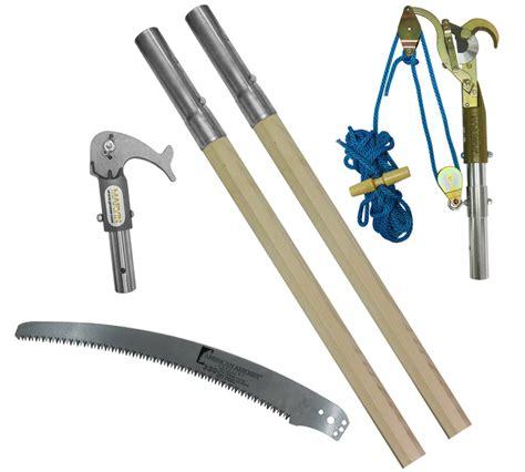 wood pole prunersaw package arborist supplies
