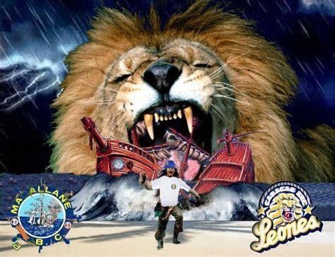 imagenes de los leones del caracas dibujar leones del caracas imagui
