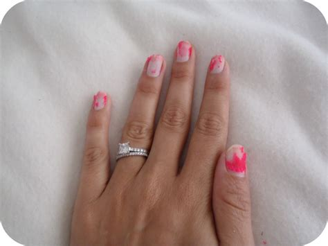 shellac manicure before and after www imgkid the