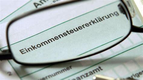 steuererklärung 2013 wann abgeben studienkosten absetzen wann die steuererkl 228 rung lohnt n