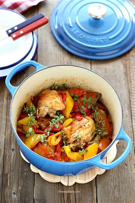 cucina romana antica ricette pollo con i peperoni pollo alla romana