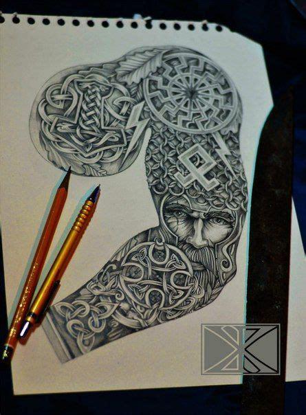 doodle god druid эскизы татуировок участников tattoos