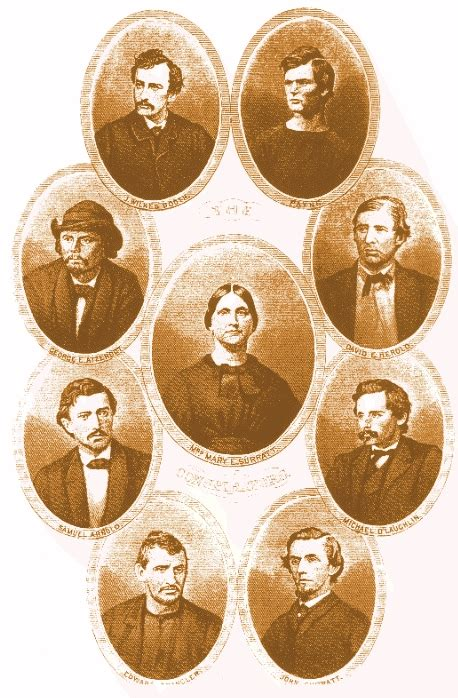 living relatives of abraham lincoln wilkes booth his and