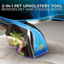 pet upholstery tool bundle for upright carpet cleaners b0059
