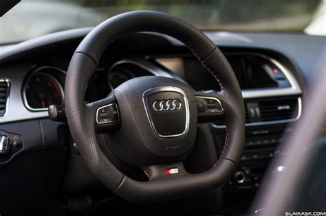 High End Mod Junior 75 By Koncio Mods steering wheel done page 3 audi a5 forum audi
