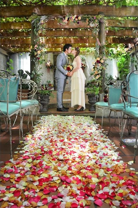 1000 images about petals on the aisle on rustic country weddings aisle style and